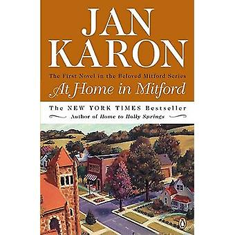 At Home in Mitford (large type edition) by Jan Karon - 9780143114017