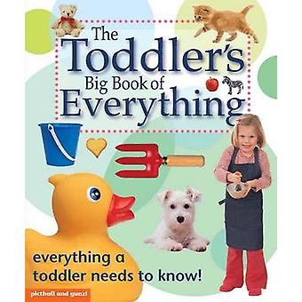 The Toddler's Big Book of Everything by Chez Picthall - 9781907604041