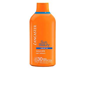 SUN BEAUTY velvet tanning milk spf30
