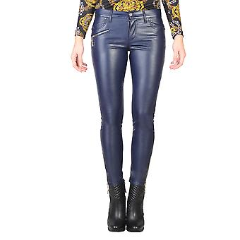 Versace Jeans A1HMB0HA Trousers Blue women