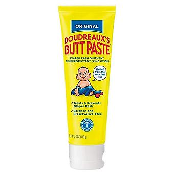 Boudreaux's butt paste, original diaper rash ointment, 4 oz