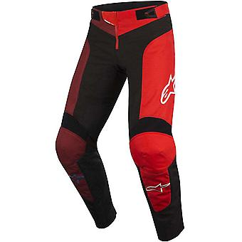 Alpinestars Anthracite Bright Red 2019 Vector Kids MTB Pant