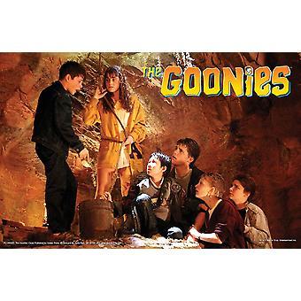 Poster - Studio B - 24X36 Goonies - Cave Wall Art P2588