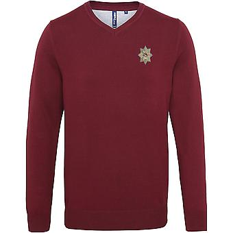 Worcestershire & Sherwood Foresters - Licensed British Army Embroidered Jumper