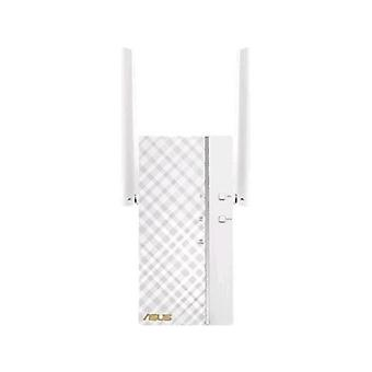 Asus rp-ac66 repeater wireless dual-band 1.750 mbps lan 10/100/1000 mbps white color