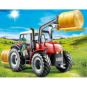 Land van Playmobil grote Tractor