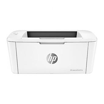 HP LaserJet Pro M15a 8 MB 600 x 600 DPI white monochrome laser printer
