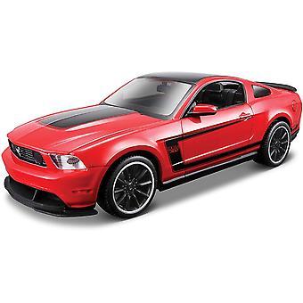 Maisto M39269 1:24 Ford Mustang Boss 302 Model Kit