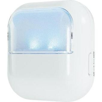 Night light Oval LED Cold white Re