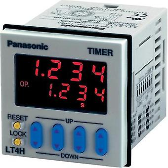 TDR Multifunction 24 Vdc, 24 Vac 1 pc(s) Panasonic LT4H24ACSJ ATT.FX.TIME-RANGE: 0.001 secs - 999.9 hrs 1 change-over