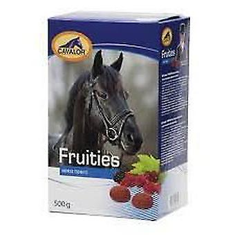 Cavalor Fruities Box 500 g (Cavalli , Alimentazione , Snacks , Palline)