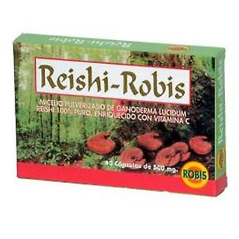 Robis Reishi 40 Capsules (Vitamins & supplements , Mushrooms)