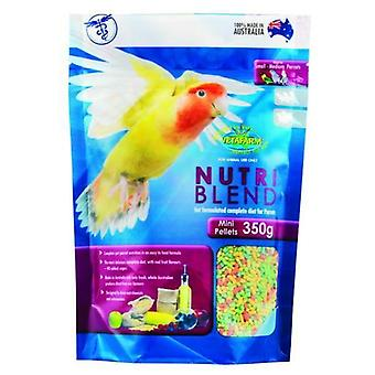 Nutriblend Mini Pellets 350g Vetafarm