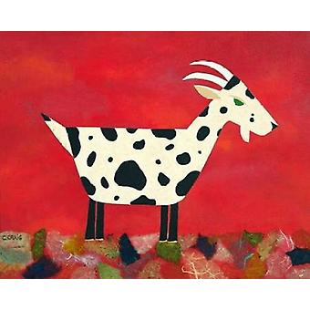 Vincent Van Goat affisch Skriv av Casey Craig