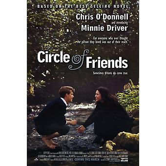 Circle of Friends Movie Poster Print (27 x 40)