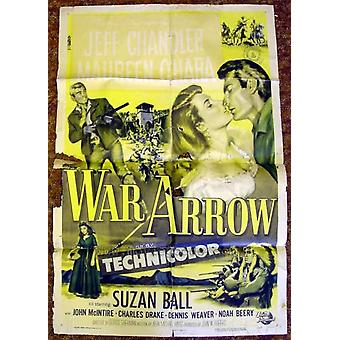 War Arrow Movie Poster (11 x 17)