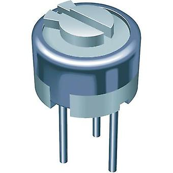 Bourns 3329H-1-103LF Trimming Potentiometer THT 3362P 0.5W Horizontal Adjustable length 10 kΩ 0.5 W ± 10 %