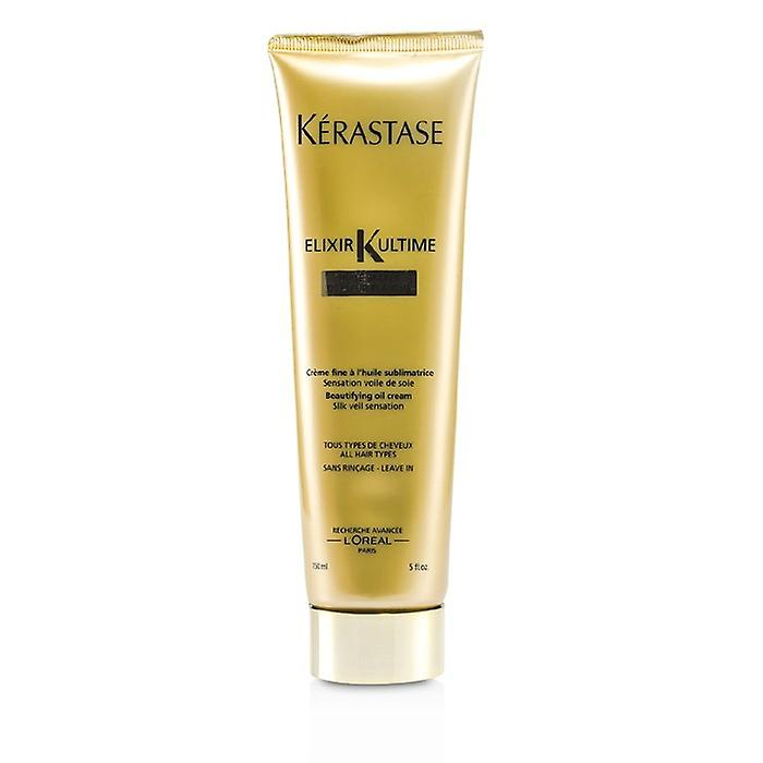 Kerastase Elixir Ultime Beautifying Oil Cream (För alla hårtyper) 150ml / 5oz