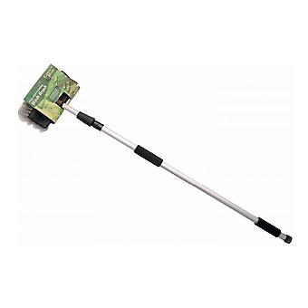 Heavy Duty Extendable Water Wash Brush Telescopic Car Van Windows Cleaning