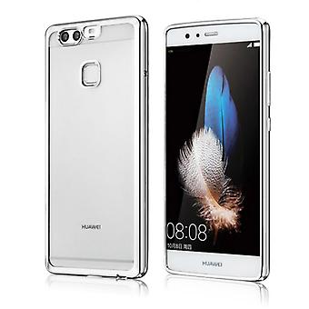 Premium TPU Silikoncase silver for Huawei P9 bag case cover