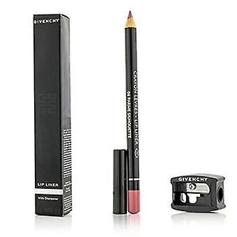 Givenchy Lip Liner (With Sharpener) - # 08 Parme Silhouette - 1.1g/0.03oz