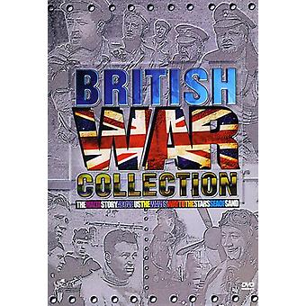 British War Collection [DVD] USA import