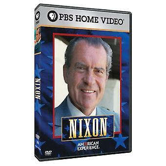 Amerikanische Erfahrung-Nixon [DVD] USA importieren