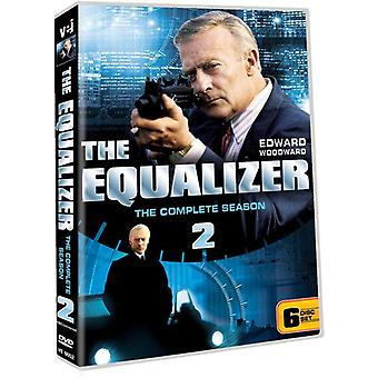 Equalizer: Complete Season 2 [DVD] USA import