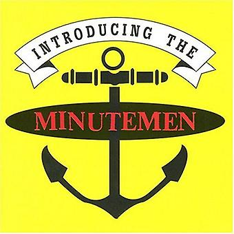 Minutemen - at indføre Minutemen [CD] USA importerer