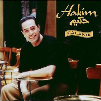 Hakim - Talakik [CD] USA importerer