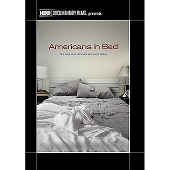 Importación de los americanos en los E.e.u.u. de la cama [DVD]