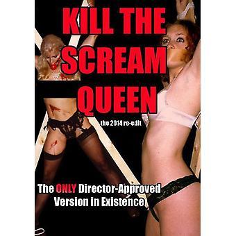 Kill the Scream Queen [DVD] USA import