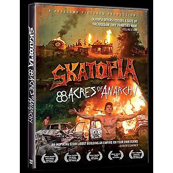 Skatopia [DVD] USA importerer