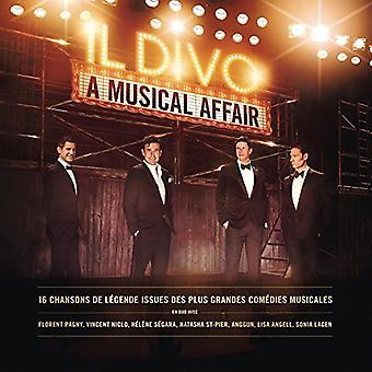 Il Divo - Musical Affair (französische Version) [CD] USA importieren