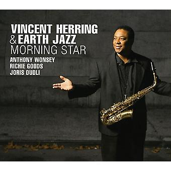 Vincent Herring & Earth Jazz - Morning Star [CD] USA import