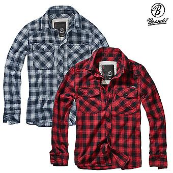 Brandit shirt great Creek check shirt