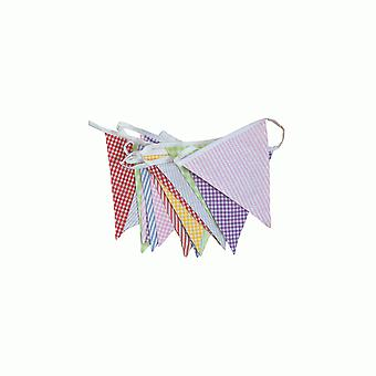 5m Cotton 'English Country' Bunting