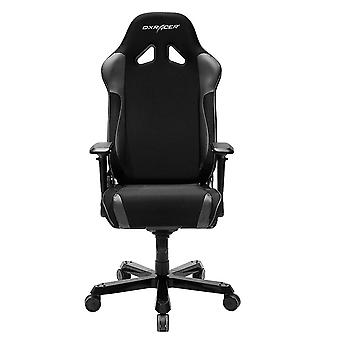 DX Racer DXRacer OH/SJ11/N High-Back Gaming Chair Strong Mesh+PU Boss Office Chair(Black)