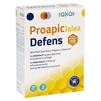 Sakai Proapi Defens Jelly Vials (Dietetics and nutrition , Vitality)