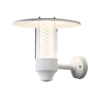 Konstsmide Nova Matt White Wall Light