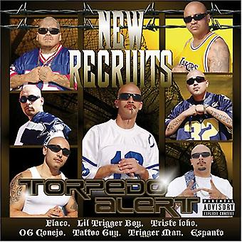 Hi Power Presents - New Recruits [CD] USA import