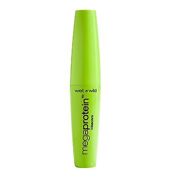 Wet N Wild Megaprotein Mascara Molto nero (Donna , Make up , Occhi , Mascara)