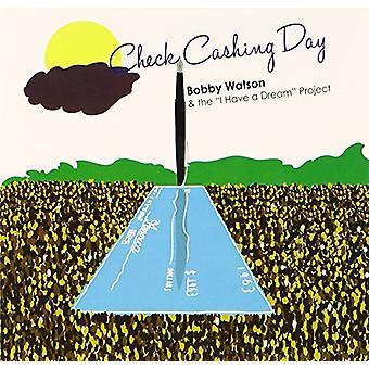 Bobby Watson - Check verzilveren dag [CD] USA import