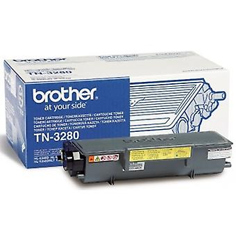 Brother TN-3280 toner cartridge black (8000 pages)