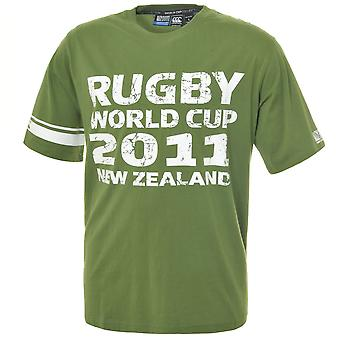 CCC Rugby World Cup 2011 Captain's T-Shirt [groene]