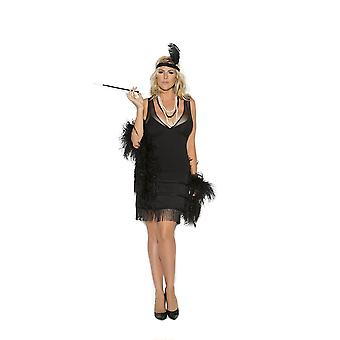 Elegant Moments EM-99051 X Flapper - 2 pc. costume