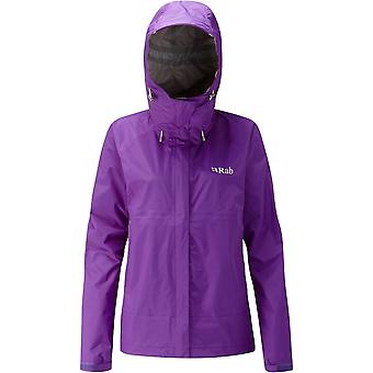 Rab Downpour giacca donna - Nightshade