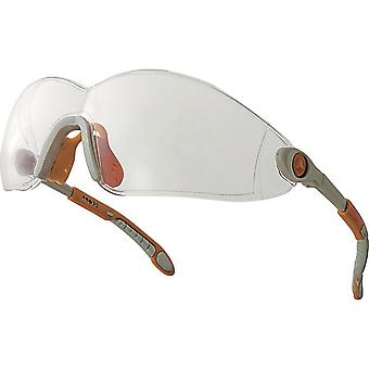 Delta Plus Vulcano Adjustable Polycarbonate Work Safety Glasses
