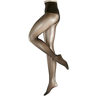 Falke form 20 Denier Transparent forma topp Matt Tights - antracitgrå