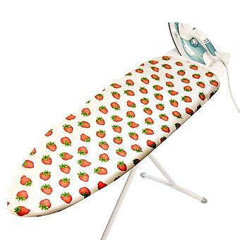 Caraselle Strawberry Design Ironing Board Cover -X Large 135x49cm